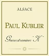 Gewurztraminer K Paul kubler