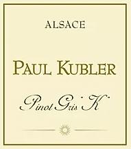 Pinot Gris K Paul kubler