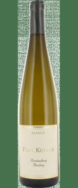 Riesling Breitenberg Riesling Blanc Paul Kubler
