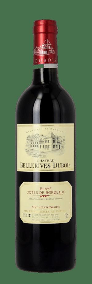 Château Bellerives Dubois, Cuvée Prestige Rouge