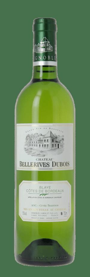 Château Bellerives Dubois, Cuvée Tradition Blanc