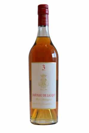Bas-Armagnac du Château de Lacquy - 3 Ans