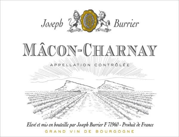 Macon Charnay Selections Joseph Burrier