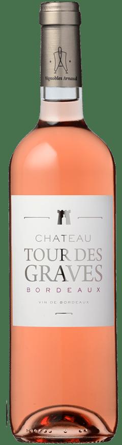 Château Tour des graves rosé