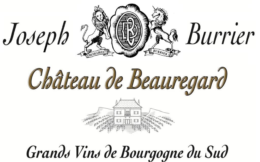 Château de Beauregard - Joseph Burrier logo
