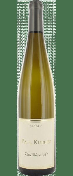 Pinot Blanc K Blanc Alsace Pinot Paul Kubler
