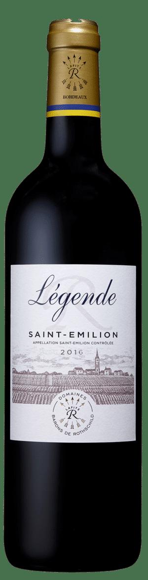 Légende Saint Emilion 2016 Vinco