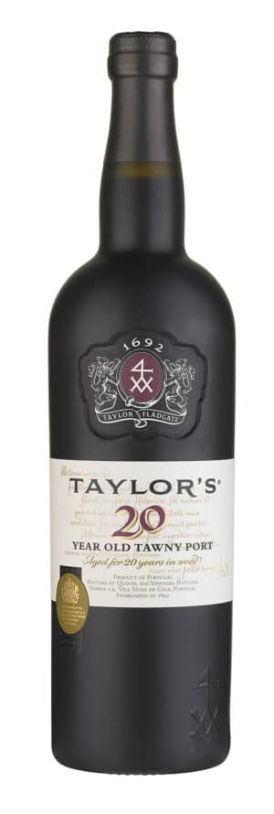Taylors 20 ans d'age Tawny Port