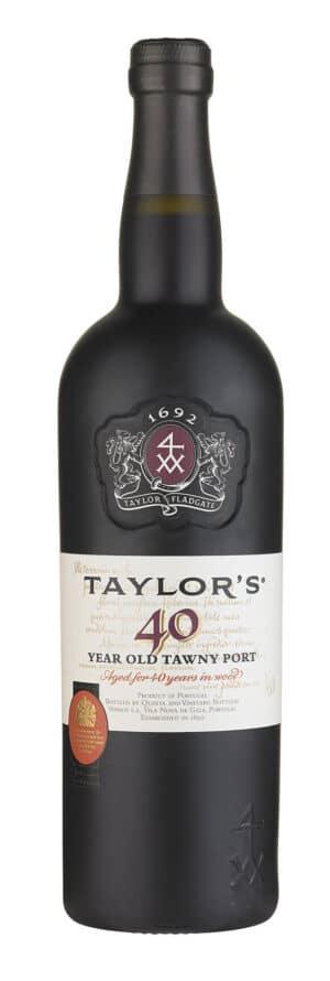 Taylors 40 ans d'age Tawny Port