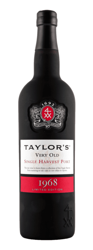 Taylors Single Harvest 1968 75cl