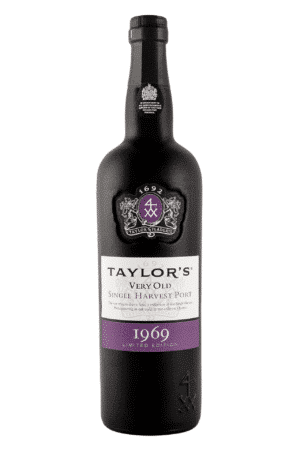 Taylors Single Harvest 1969 75cl [RW]