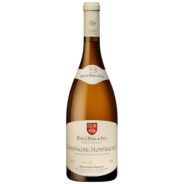 Chassagne Montrichet Domaine Roux