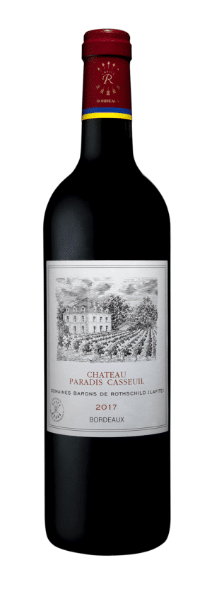 Château Paradis Casseuil Bordeaux