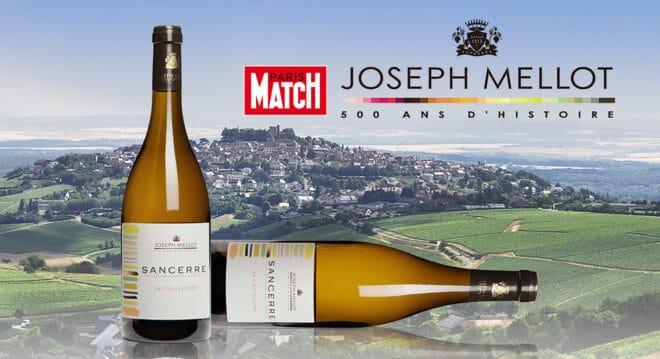 Jospeh Mellot Paris Match