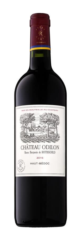 Château Odilon 2016