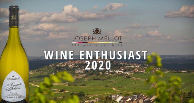 Palmares Wine enthusiast 2020 Joseph Mellot