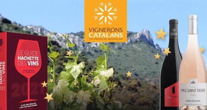 Prix Guide Hachette 2021 Vignerons Catalans