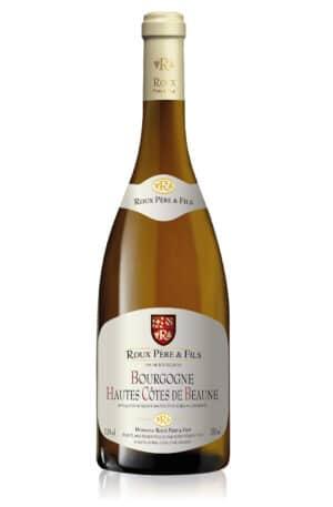ROUX Bourgogne Hautes Côtes De Beaune Blanc