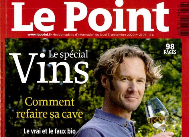 Le Point Domaine Gruhier vins bio