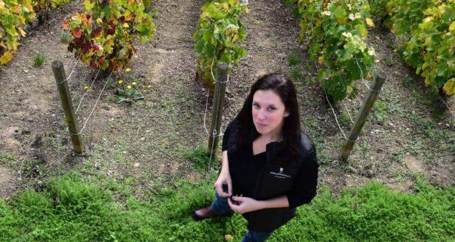 Rencontre Aurélia Jamain, Philipponnat