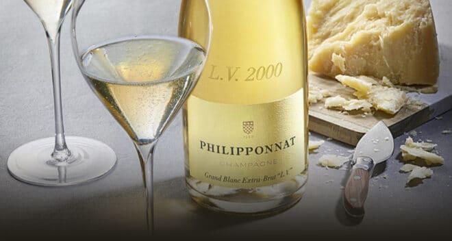 A la découverte de la Collection Long Vieillisement des Champagnes Philipponnat