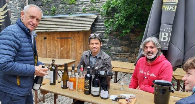 Degustation Vignerons Catalans Oeno Passion Aout 2021